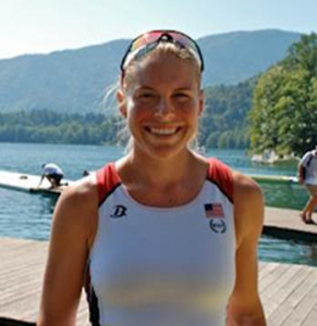 Esther Lofgren - guest on RowingChat